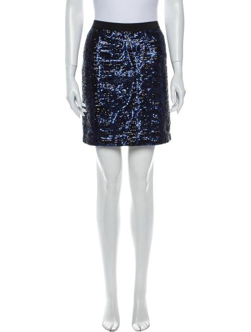Tory Burch Mini Skirt Black