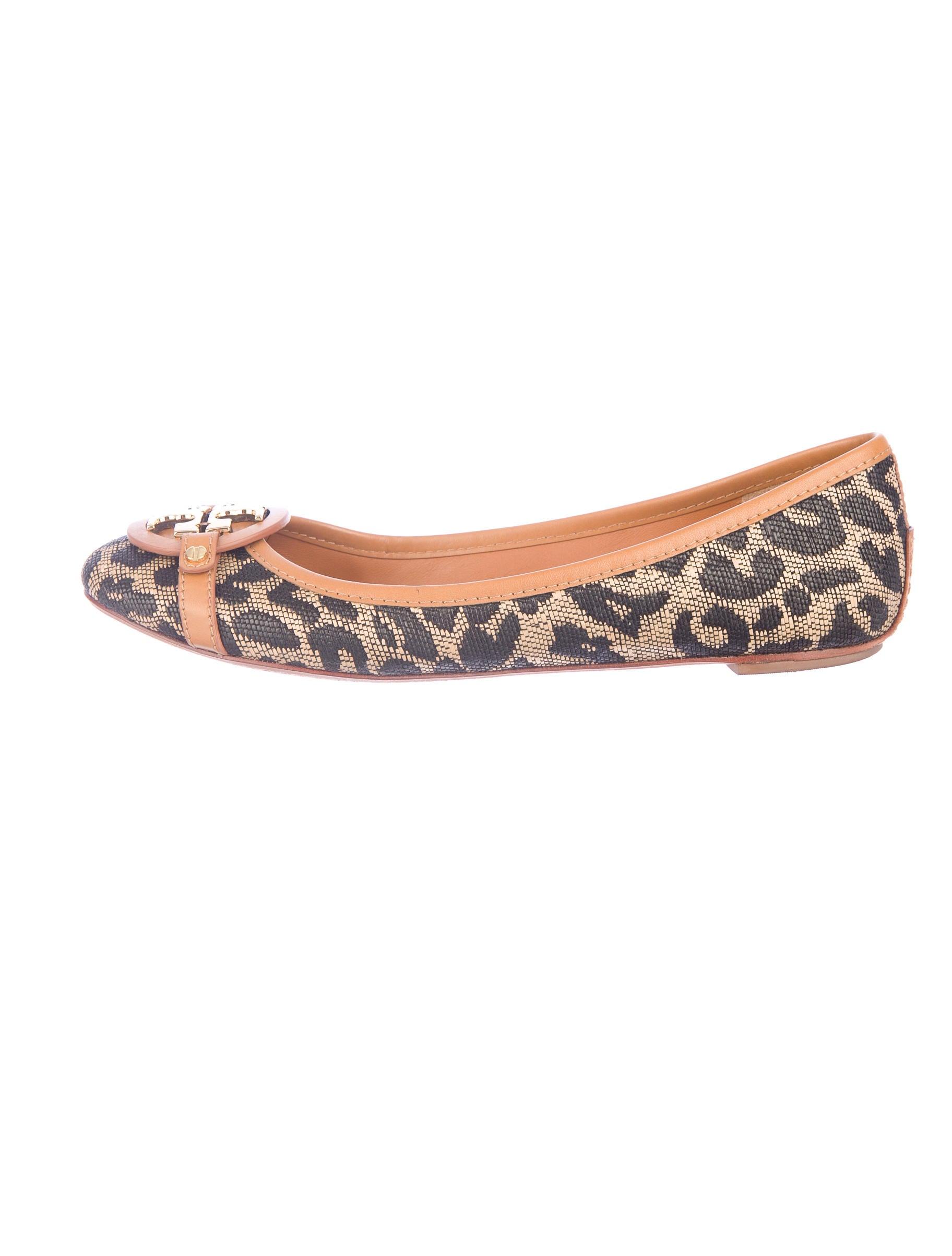 538f99a251d Tory Burch Aaden Ballet Flats - Shoes - WTO30063