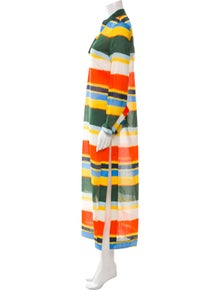 Tory Burch Striped Cover-Up