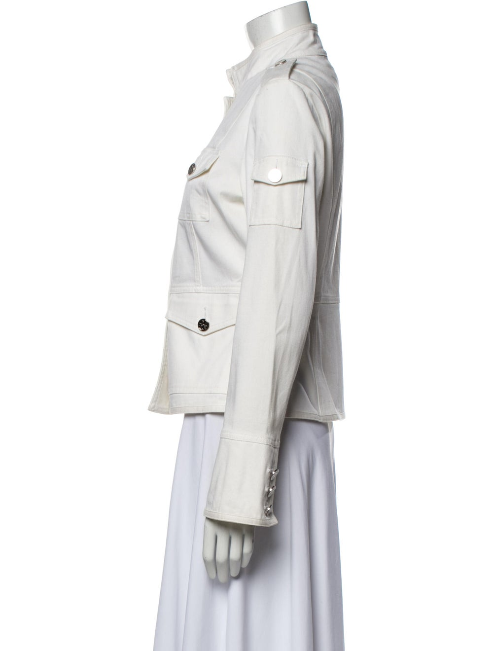 Tory Burch Denim Jacket Denim - image 2