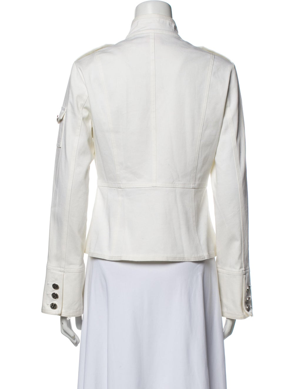 Tory Burch Denim Jacket Denim - image 3