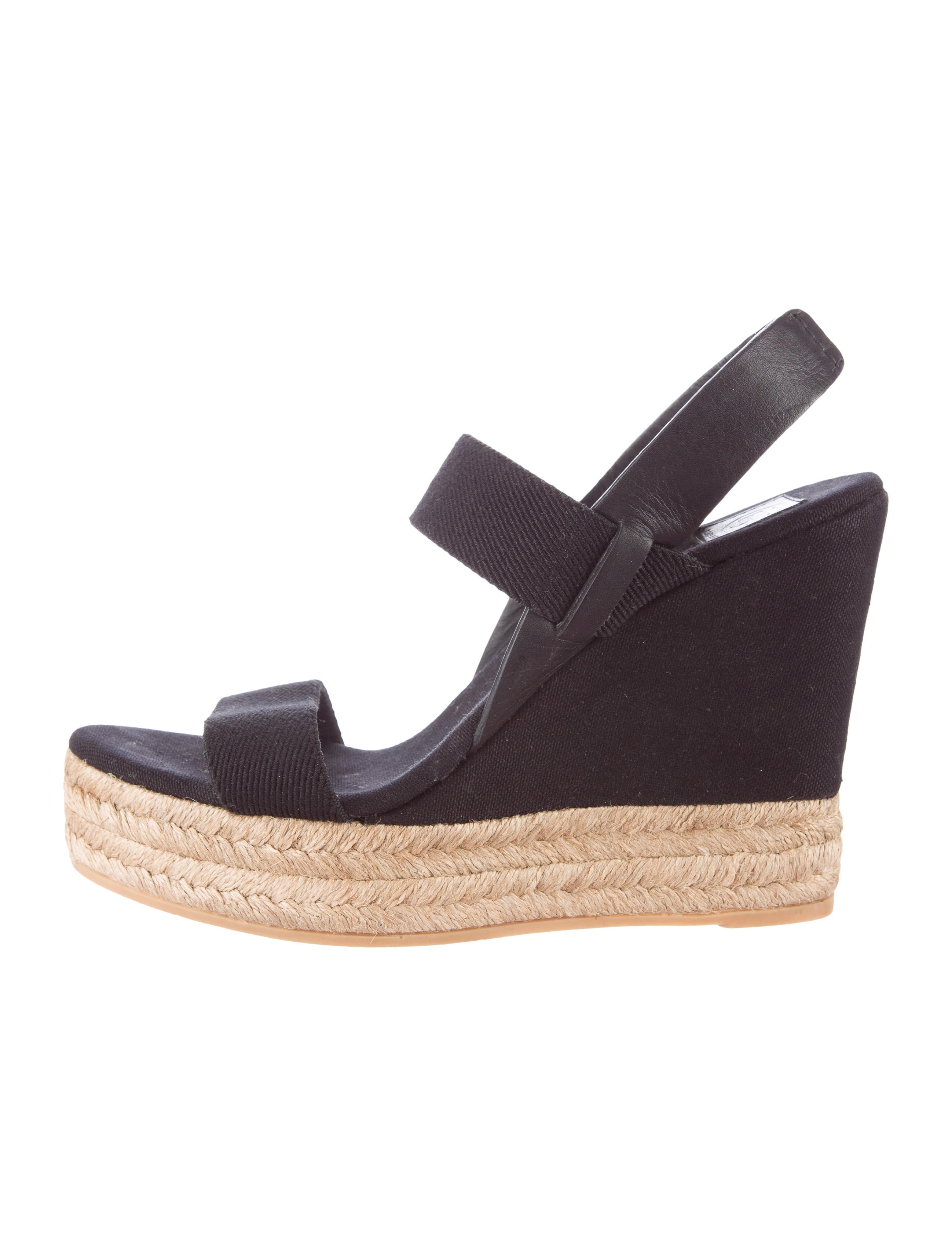 burch canvas espadrille wedges shoes wto59084