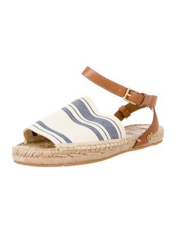 Espadrille Ankle Strap Sandals