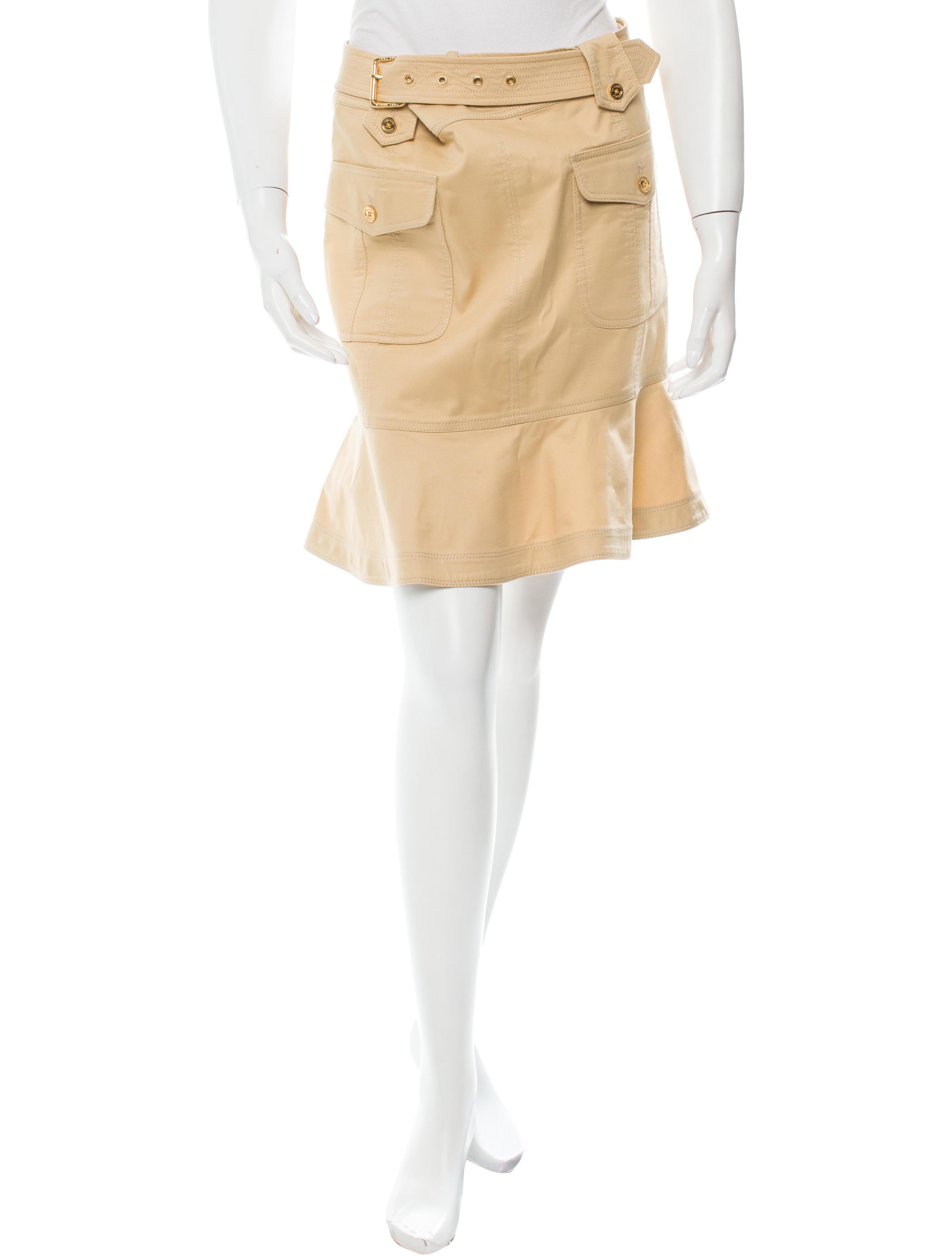 Belted Mini Skirt 26