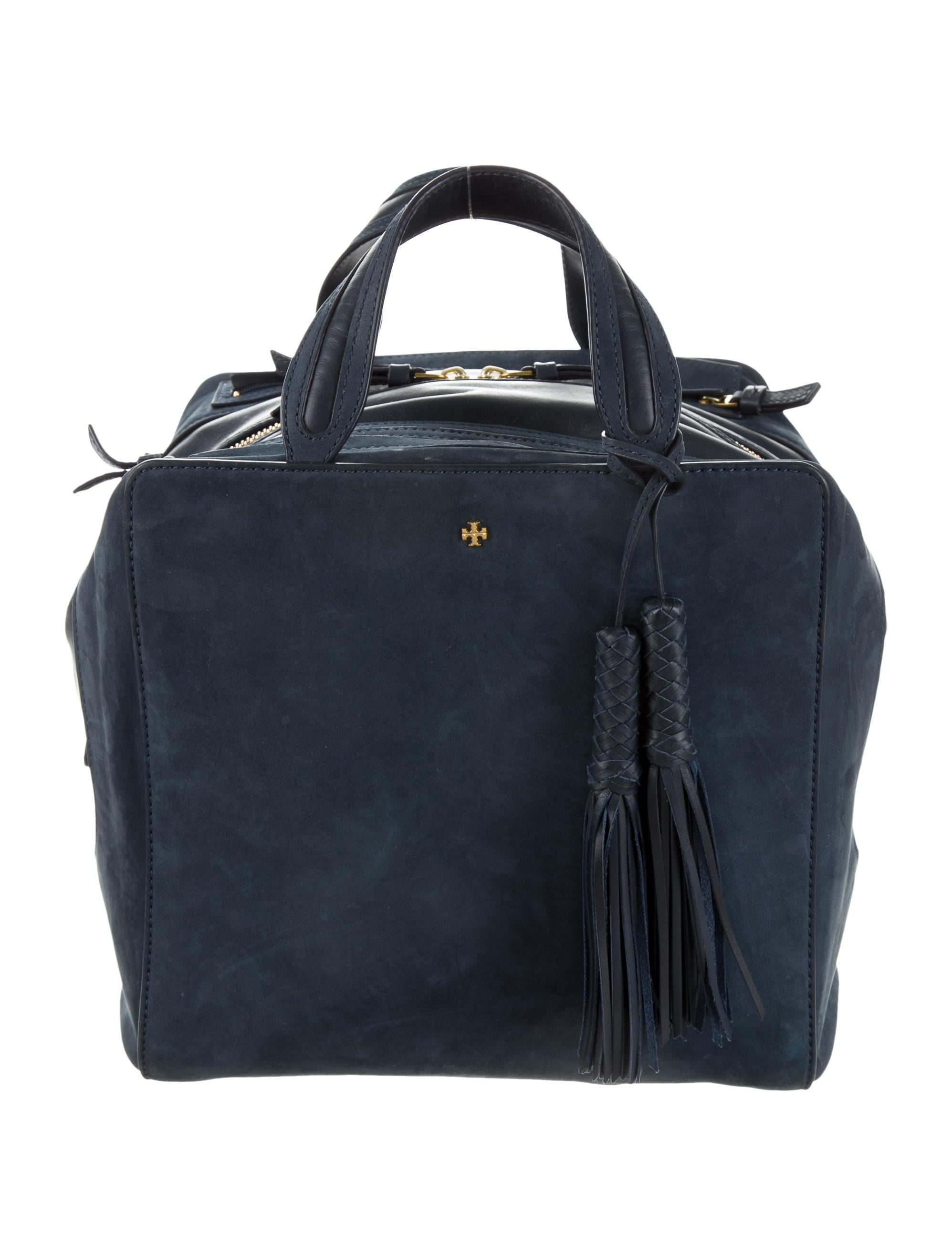 c9e167ce73b Tory Burch Tassel Cube Satchel - Handbags - WTO71517