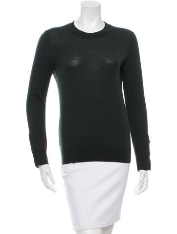 Tory Burch Wool Knit Sweater None