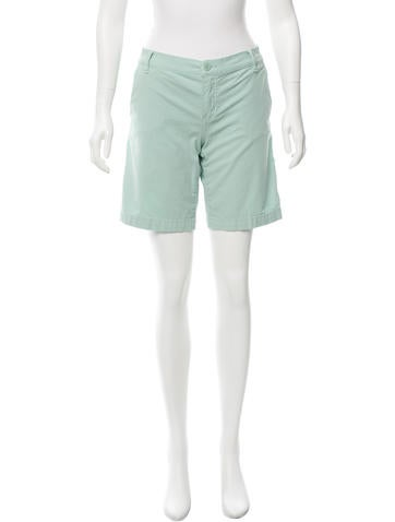 Tory Burch Knee-Length Shorts None