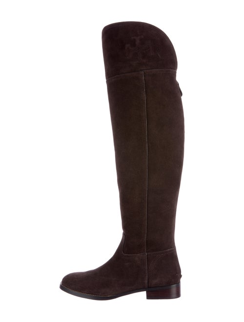 2ab9e8a1d Tory Burch Simone Over-The-Knee Boots - Shoes - WTO77997