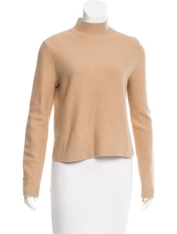 Tory Burch Long Sleeve Wool Sweater None