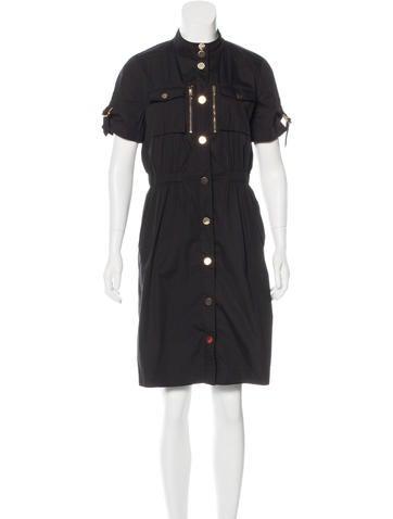 Tory Burch A-Line Knee-Length Dress None