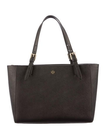Leather York Tote