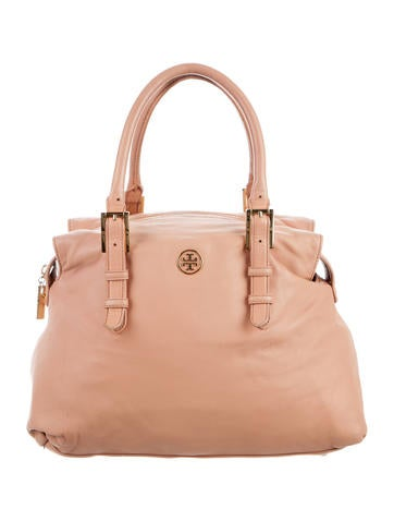 Tory Burch Leather Shoulder Bag None