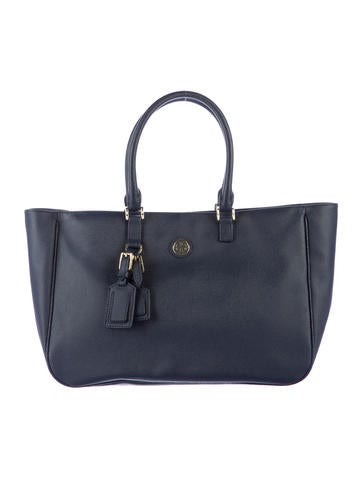 Tory Burch Leather Perry Tote None