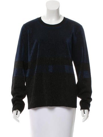 Tory Burch Color Block Sweater None