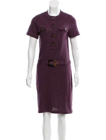 Tory Burch Knee-Length Knit Dress None