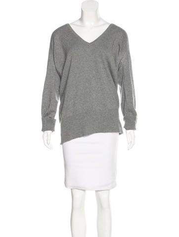 Tory Burch Cashmere Oversize Sweater None