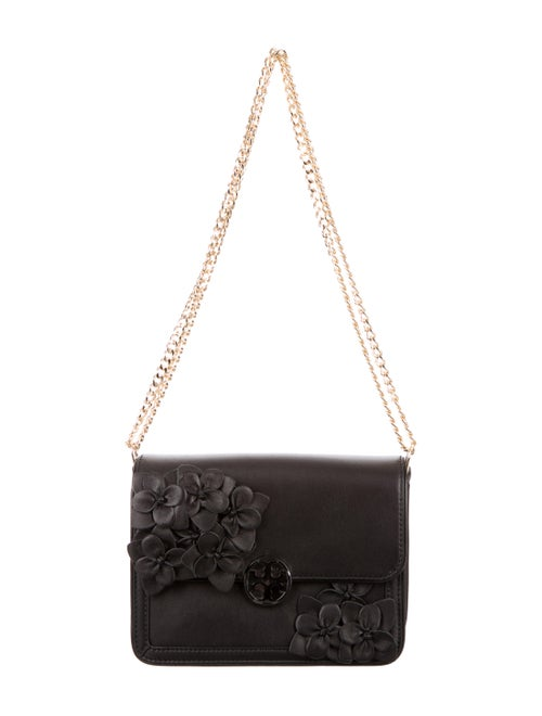 6d165e6c307 Tory Burch Duet Chain Flower Convertible Shoulder Bag w  Tags ...