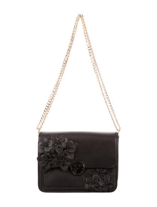 5ae337ebc8f Tory Burch Duet Chain Flower Convertible Shoulder Bag w  Tags ...
