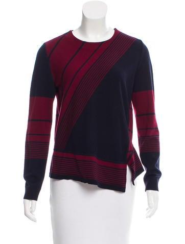 Tory Burch Wool-Blend Knit Top