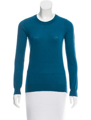Tory Burch Scoop Neck Knit Sweater None