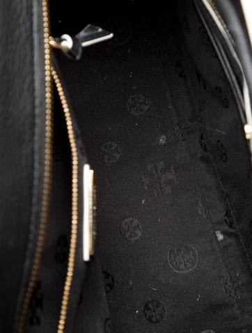 Laser Cut Leather Satchel