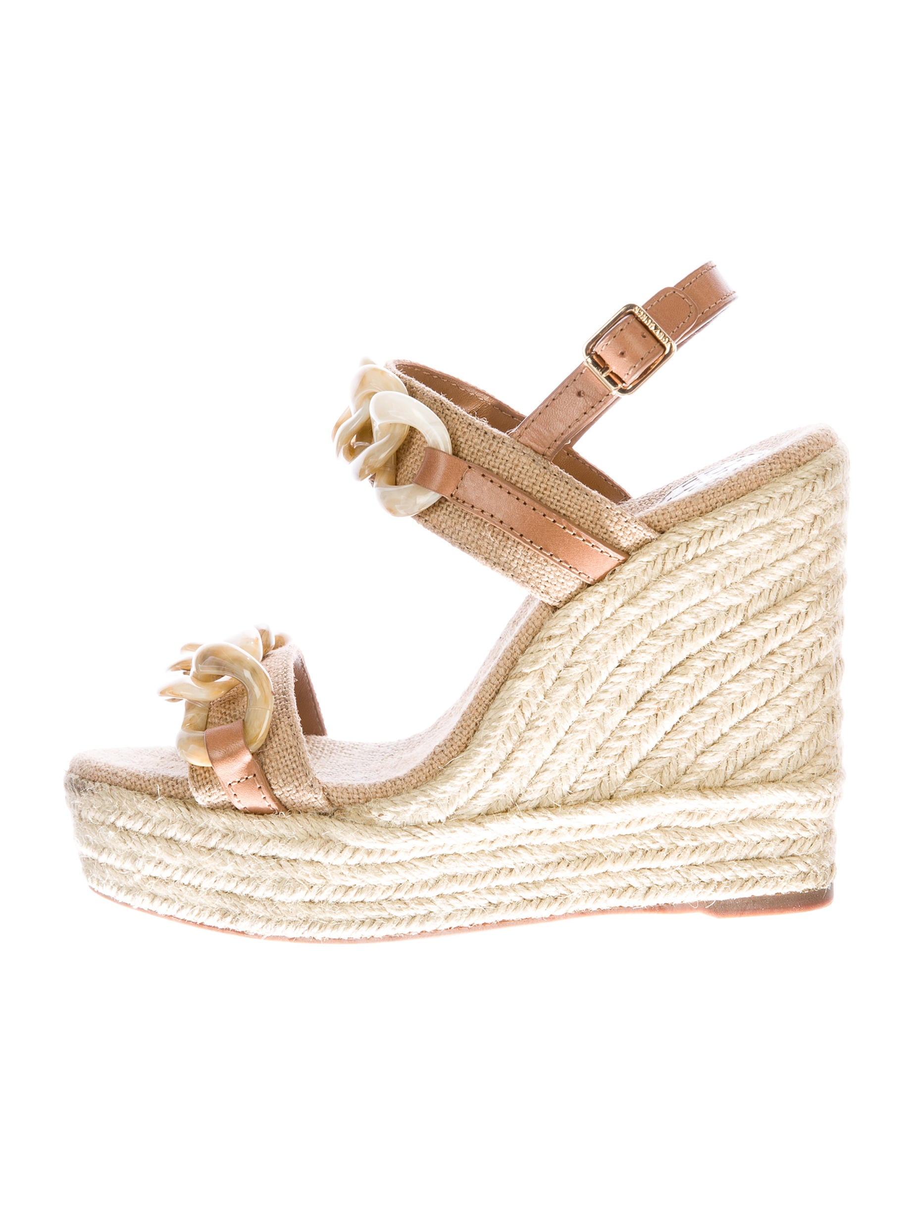 e5d64bbb56cbc Tory Burch Alta Espadrille Wedges - Shoes - WTO89905