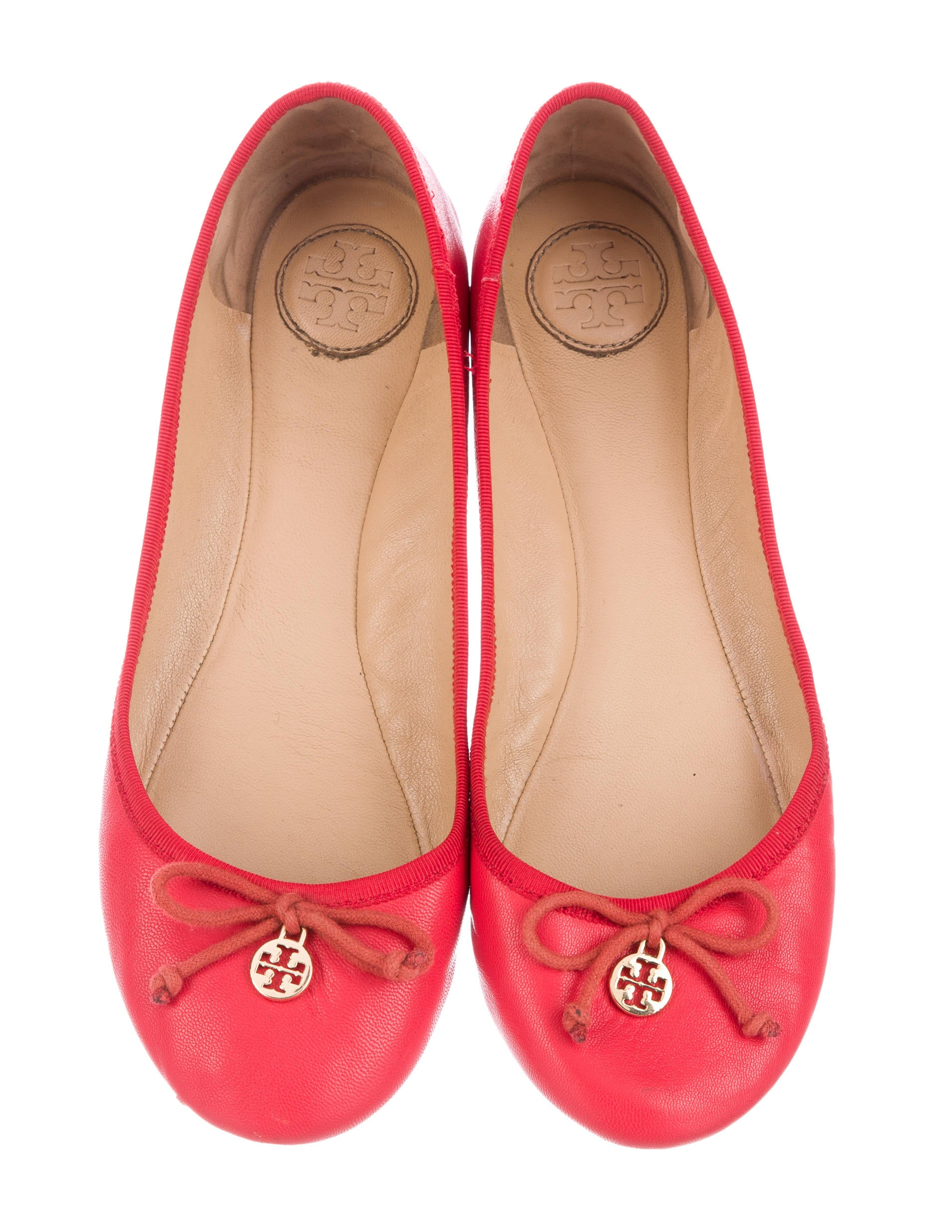 burch leather ballet flats shoes wto95606 the