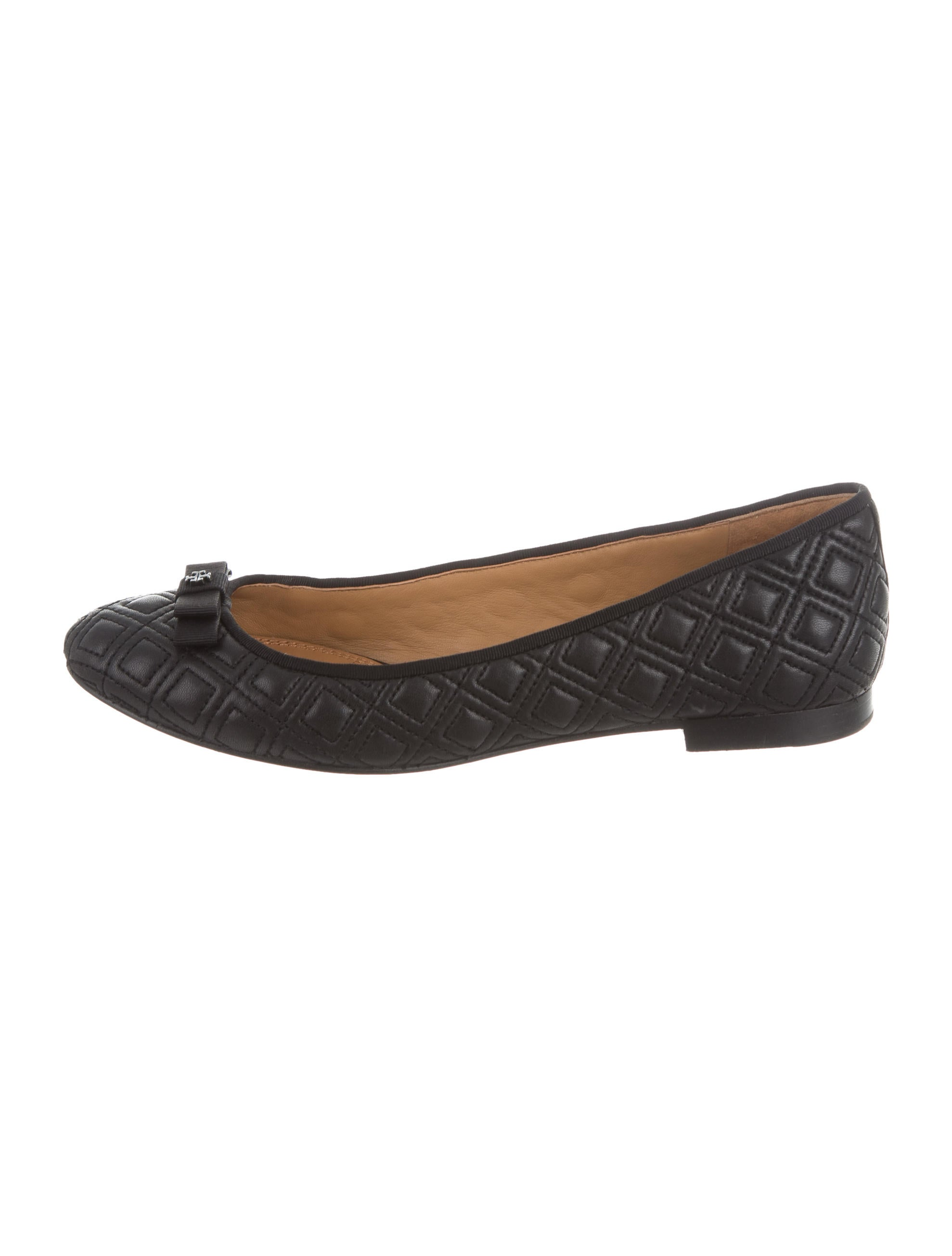 67c879aff19e9 Tory Burch Marion Quilted Ballet Flats - Shoes - WTO96050