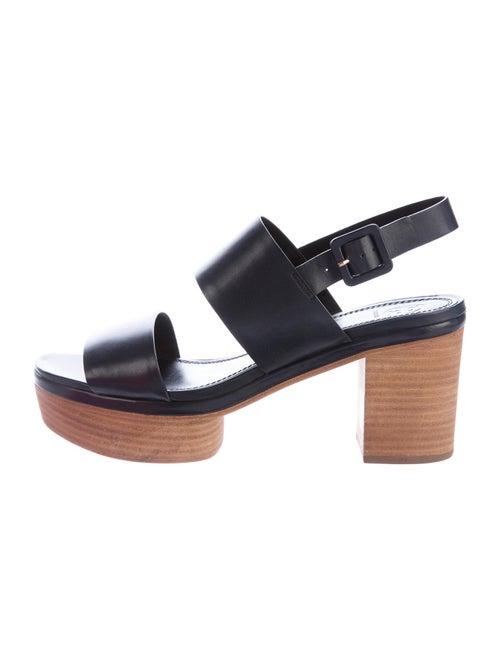 5857b9c409b12 Tory Burch Solana Platform Sandals w  Tags - Shoes - WTO97238