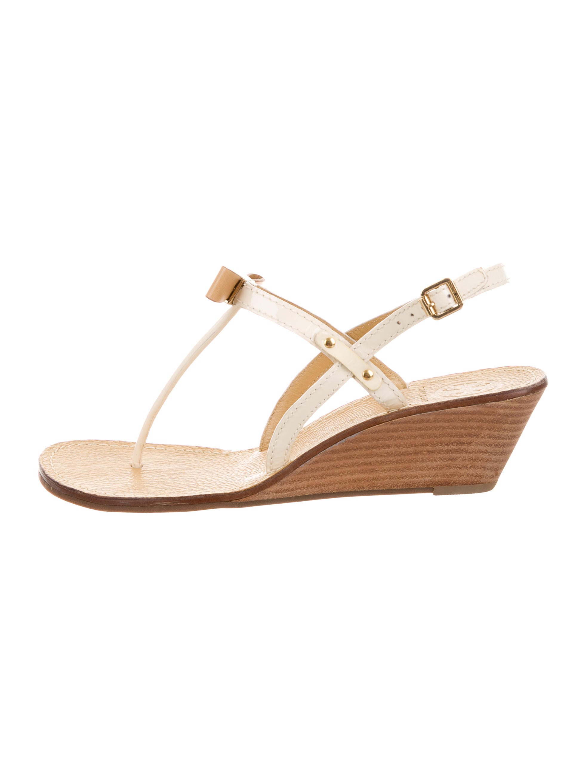ad2493791d6f Tory Burch Kailey Wedge Sandals - Shoes - WTO99928