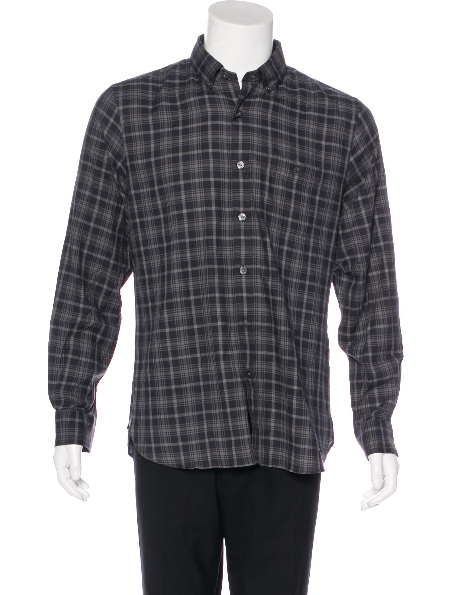 Todd snyder plaid woven shirt w tags clothing Woven t shirt tags