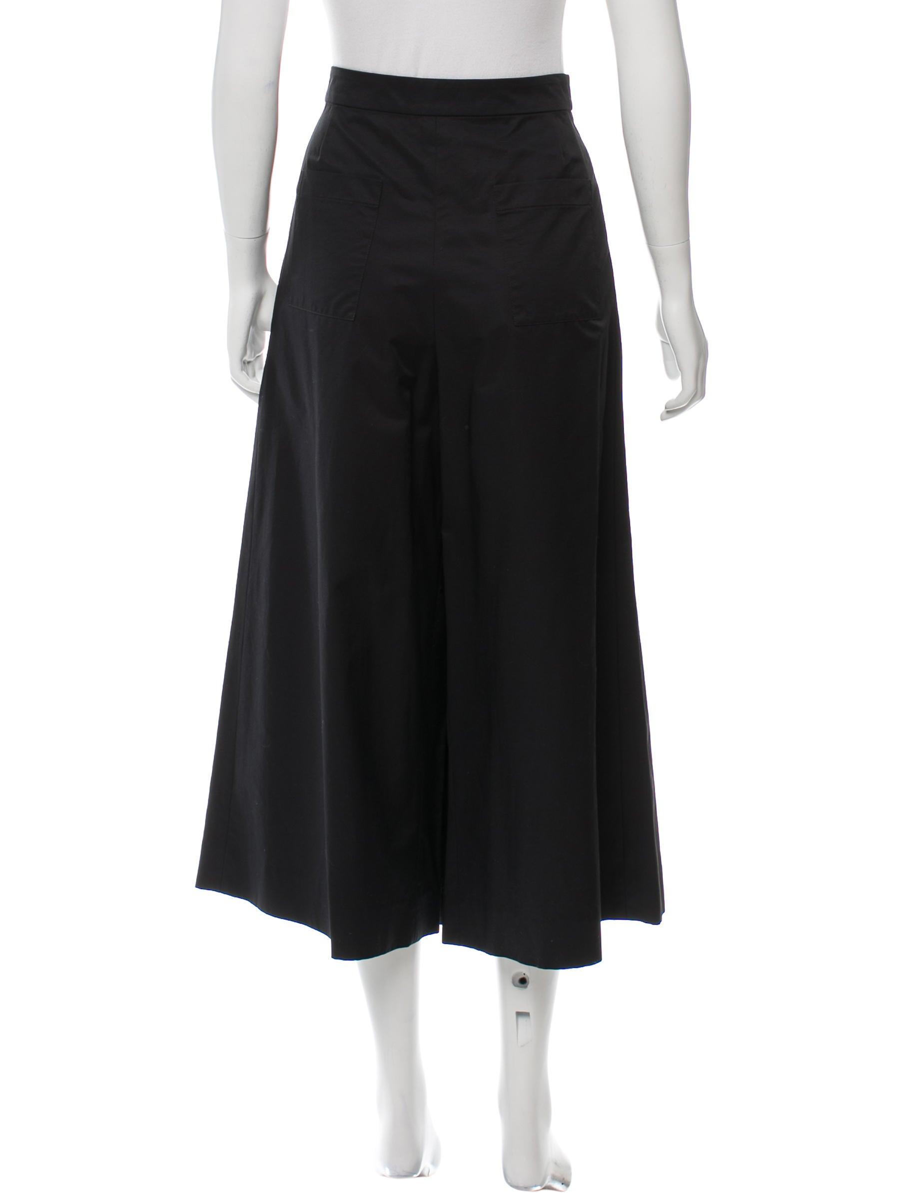 Wonderful Stella McCartney Pleated WideLeg Pants  Clothing  STL47667  The