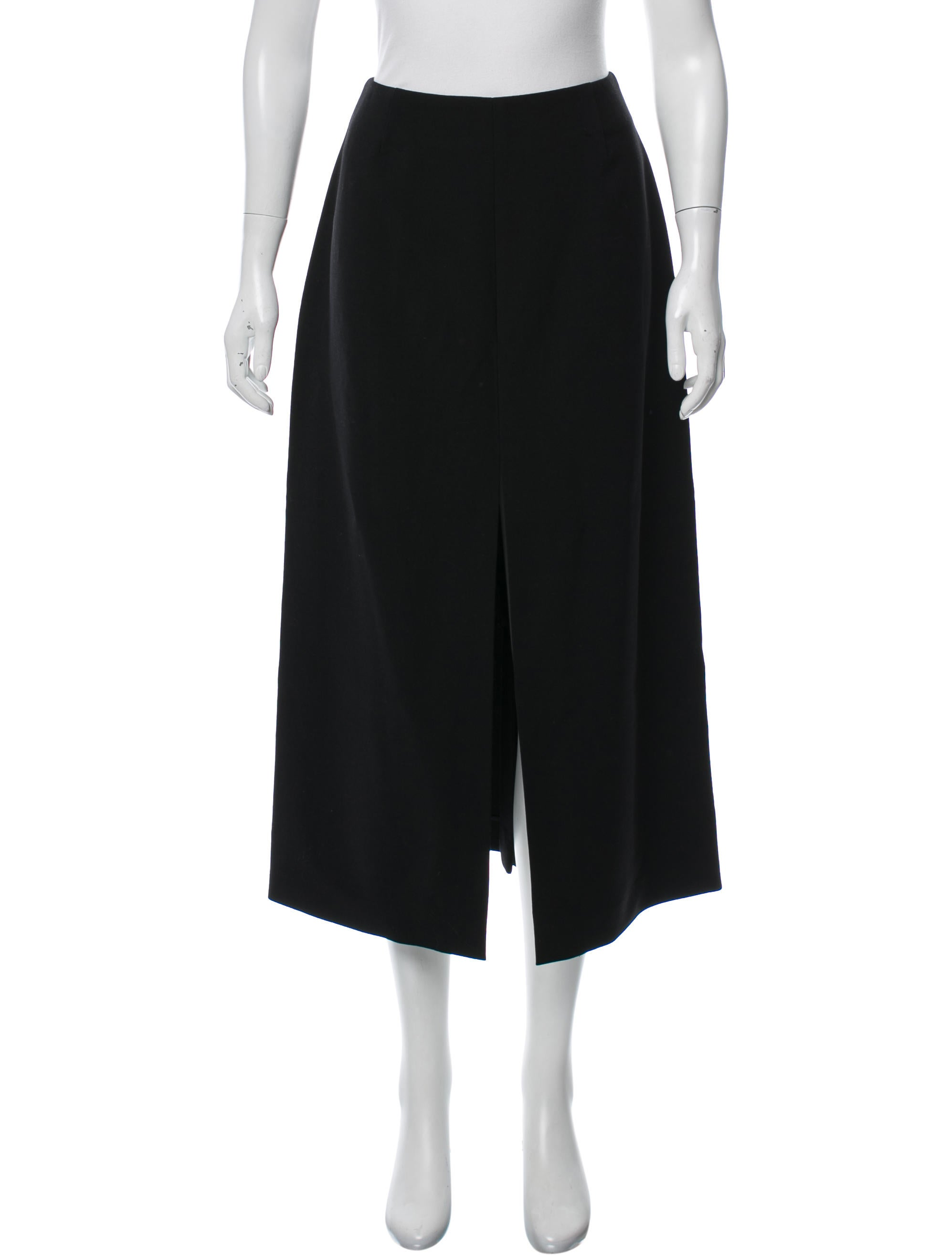 tome wool midi skirt w tags clothing wtome21687 the
