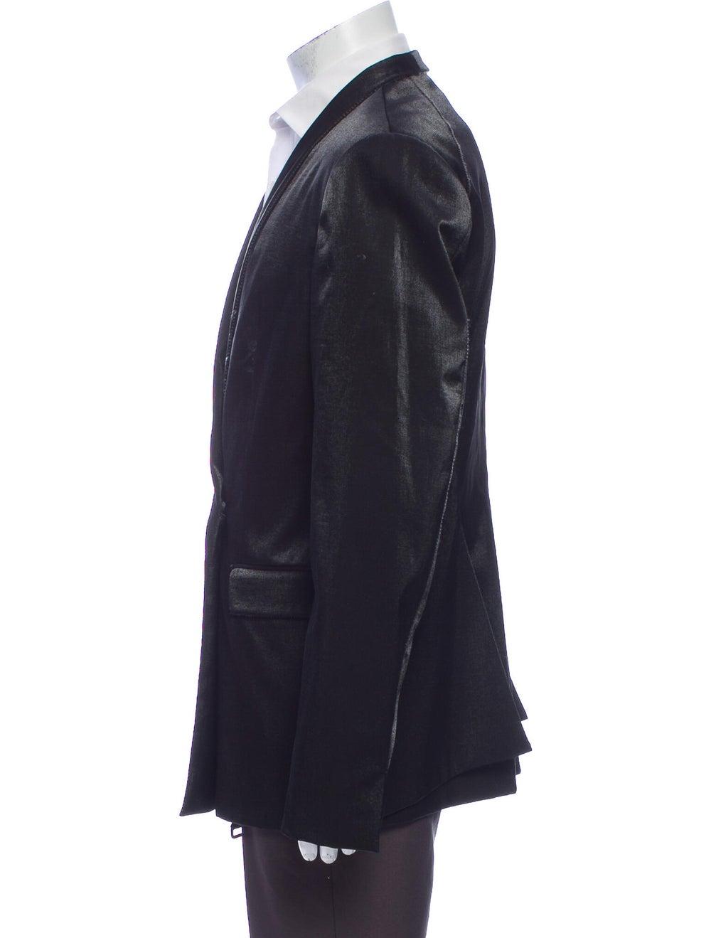 Tom Rebl Sport Coat Black - image 2