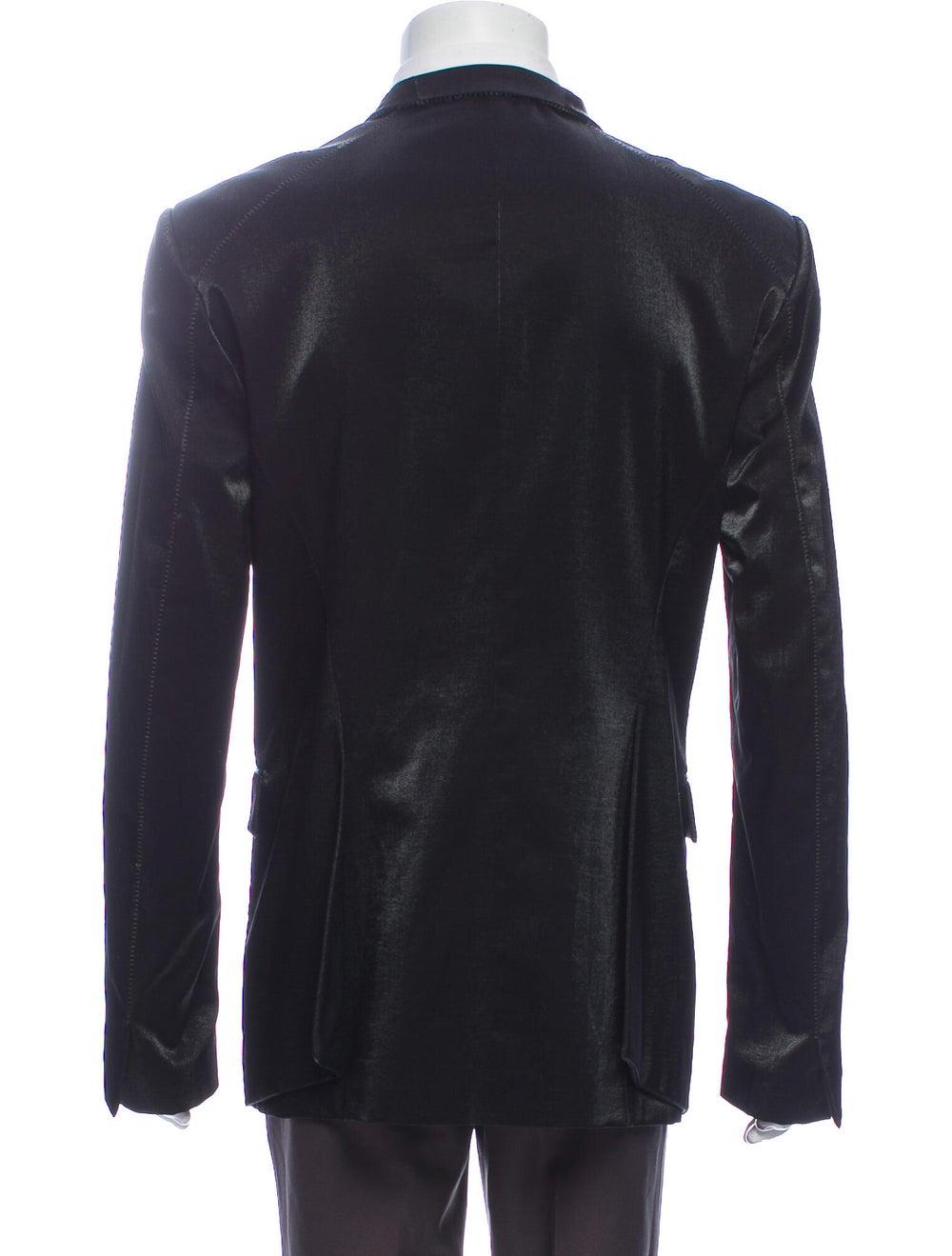 Tom Rebl Sport Coat Black - image 3