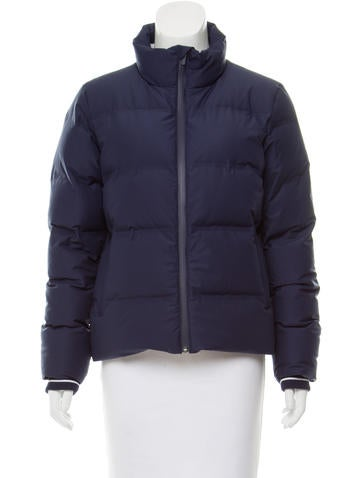 Tory Sport Zip-Up Down Jacket w/ Tags None
