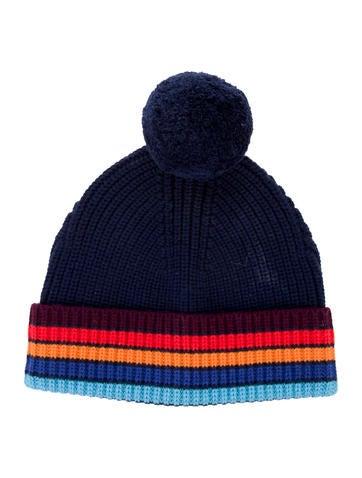 Tory Sport Wool Pom-Pom Beanie None
