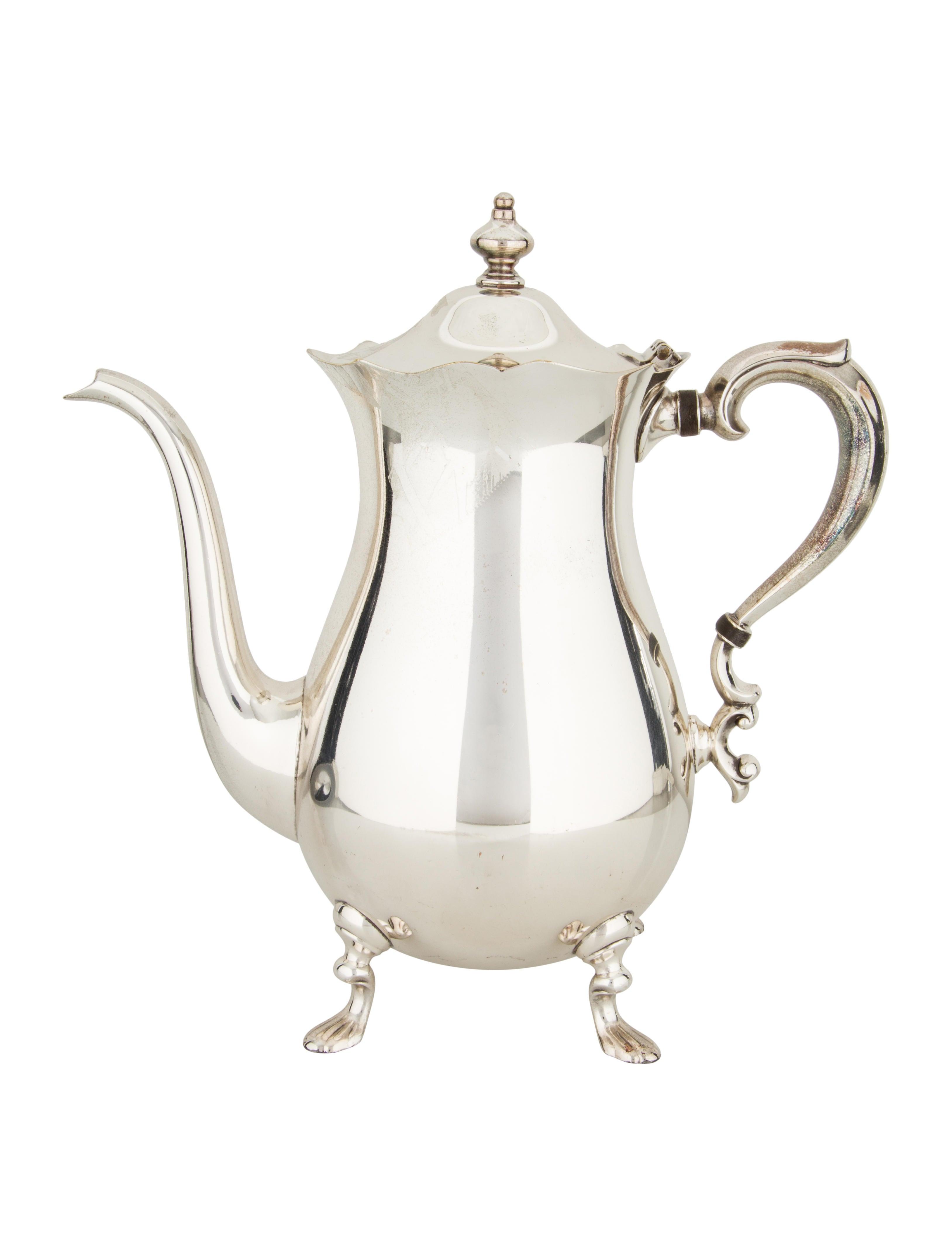 Towle 5-Piece Silverplate Tea & Coffee Service