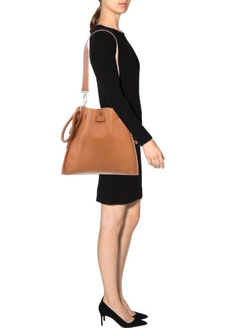 ecda1ec613 Tamara Mellon Vitello Kiss Bag - Handbags - WTQ21088 | The RealReal