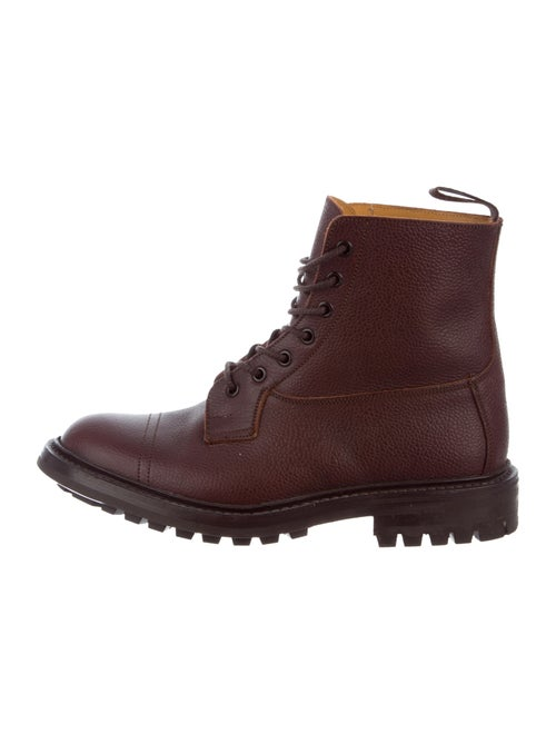 Tricker's Leather Ankle Boots brown