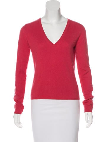 TSE Cashmere Long Sleeve Sweater None