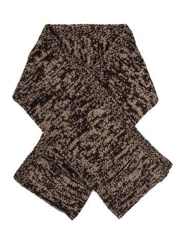 TSE Rib Knit Scarf None