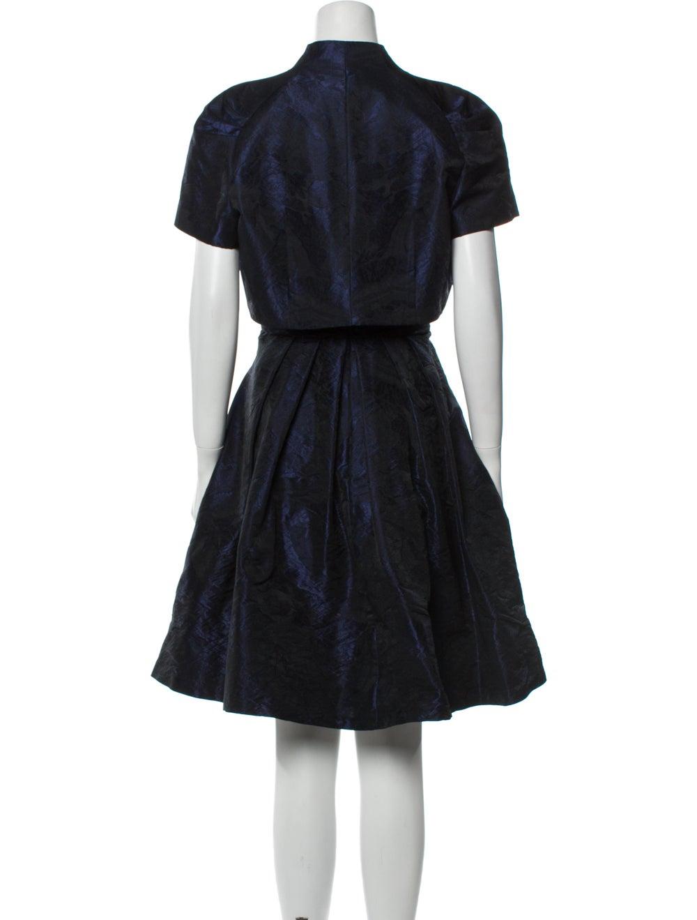 Theia Dress Set Blue - image 3