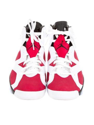 Air Jordan 6 Retro Carmine Sneakers