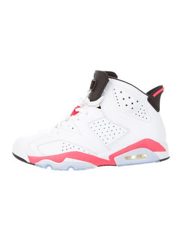 Air Jordan 6 Retro High-Top Sneakers
