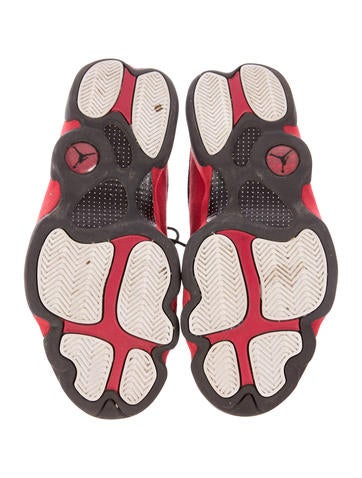 Air Jordan 13 Retro Bred Sneakers
