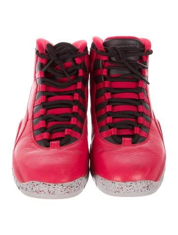 Jordan 10 Bulls Over Broadway Sneakers