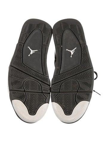 Air Jordan 4 Retro Oreo High-Top Sneakers