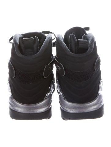 2015 Air Jordan 8 Retro Chrome Sneakers