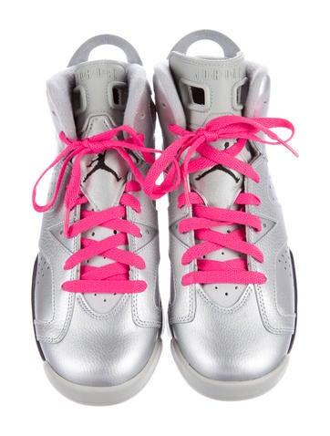 Air Jordan 6 Retro GG Sneakers w/ Tags